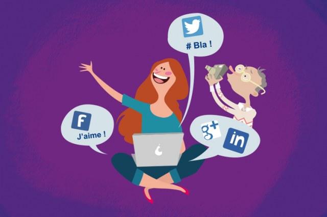 réseaux sociaux - épisode complet